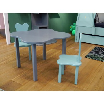 Table enfant Flore