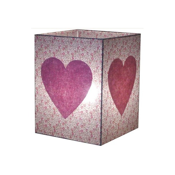 Lampe poser liberty rose bambins d co for Lampe a poser rose