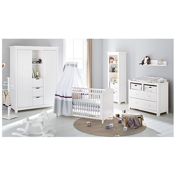 Chambre b b compl te nina bambins d co for Collection chambre bebe
